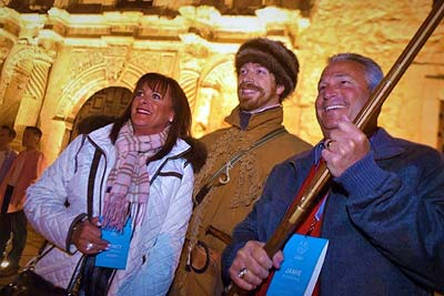 event sightseeing tours alamo