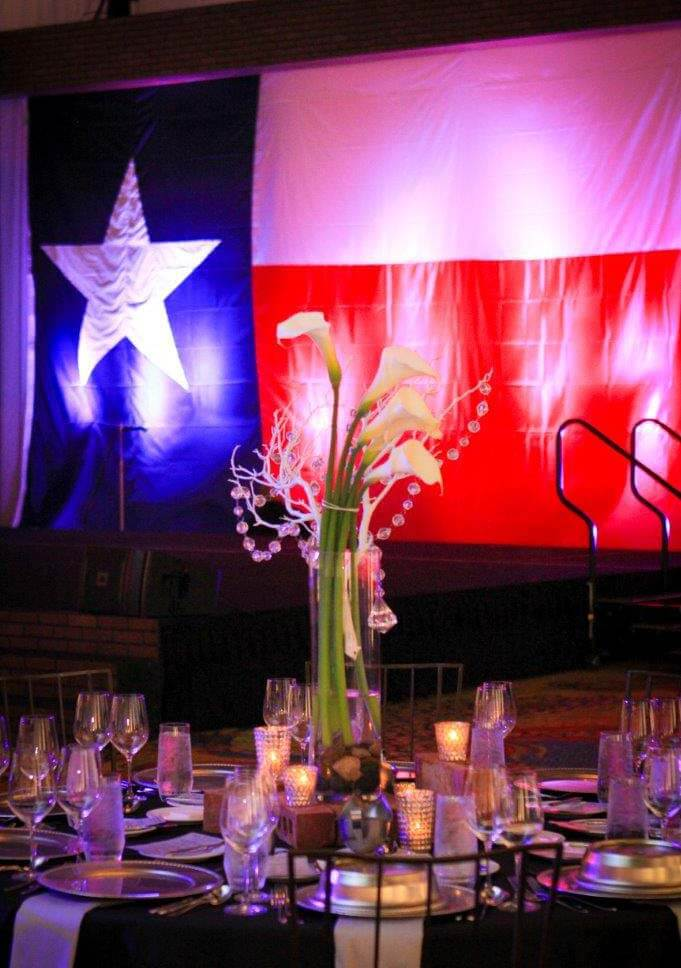 texas themed events