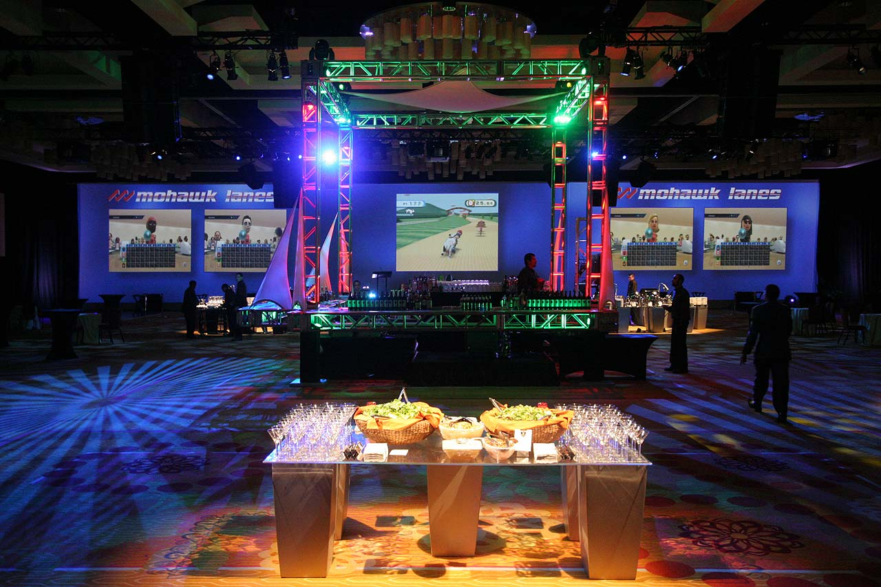 san antonio event lighting companies