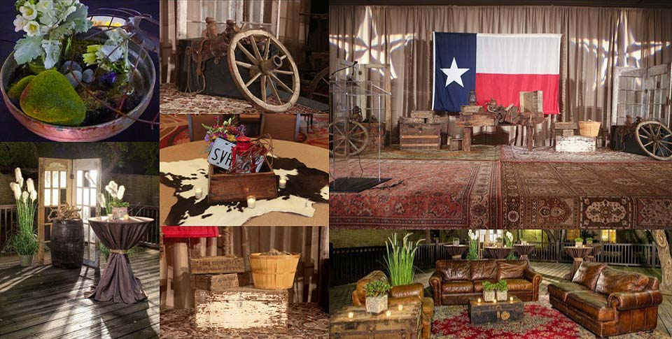 texas ranch theme events
