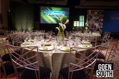 award dinner events planner