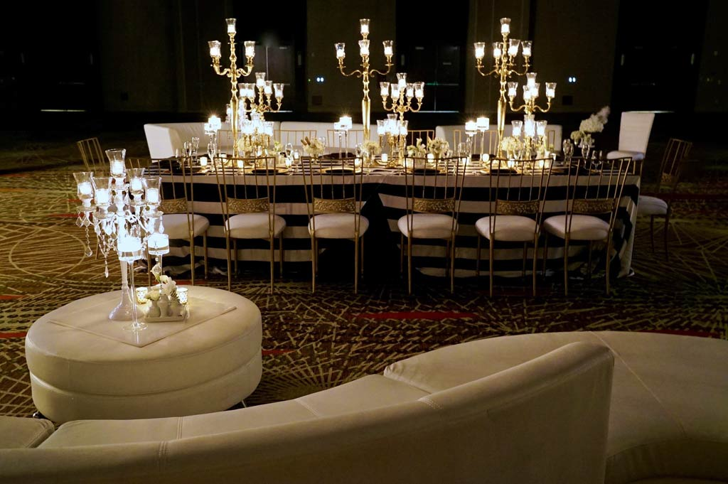 event staging companies